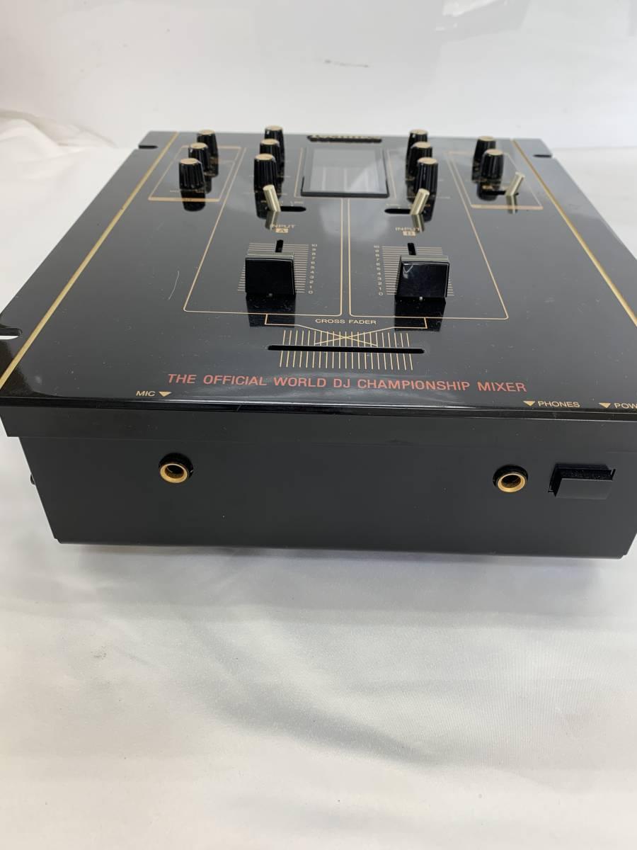未確認● Technics テクニクス SH-DJ1200 オーディオミキサー〇fy_画像5
