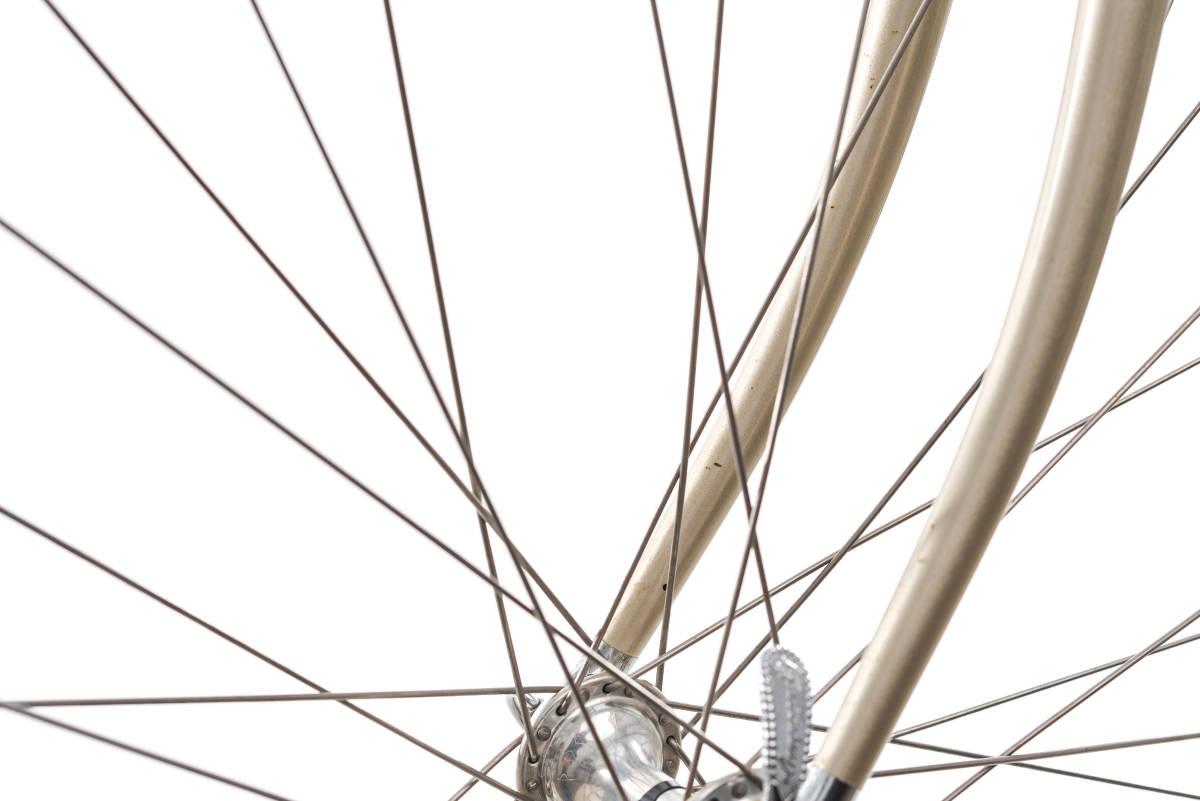 basso バッソ  クロモリ ビンテージ自転車 1982 カンパレコード 美車_画像10