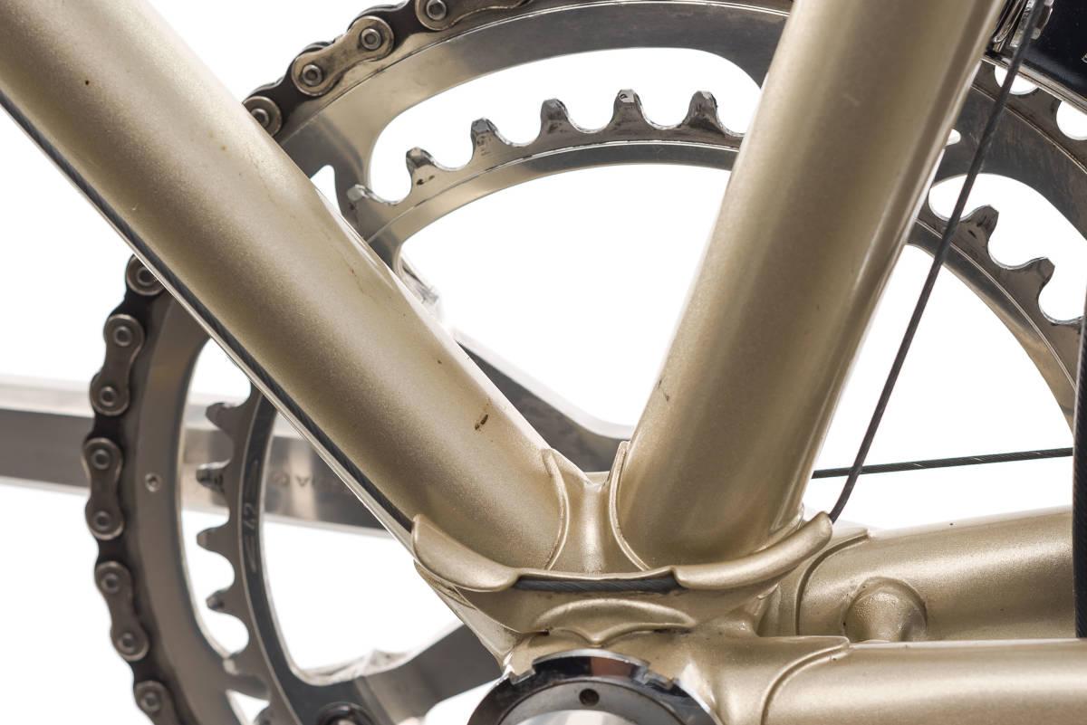 basso バッソ  クロモリ ビンテージ自転車 1982 カンパレコード 美車_画像9