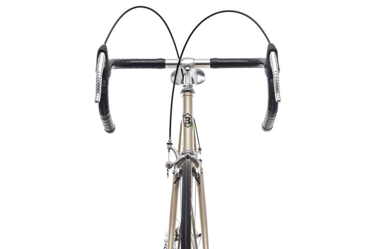 basso バッソ  クロモリ ビンテージ自転車 1982 カンパレコード 美車_画像6
