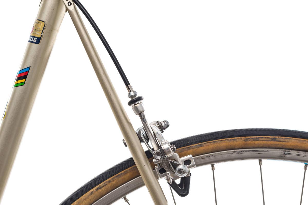 basso バッソ  クロモリ ビンテージ自転車 1982 カンパレコード 美車_画像8