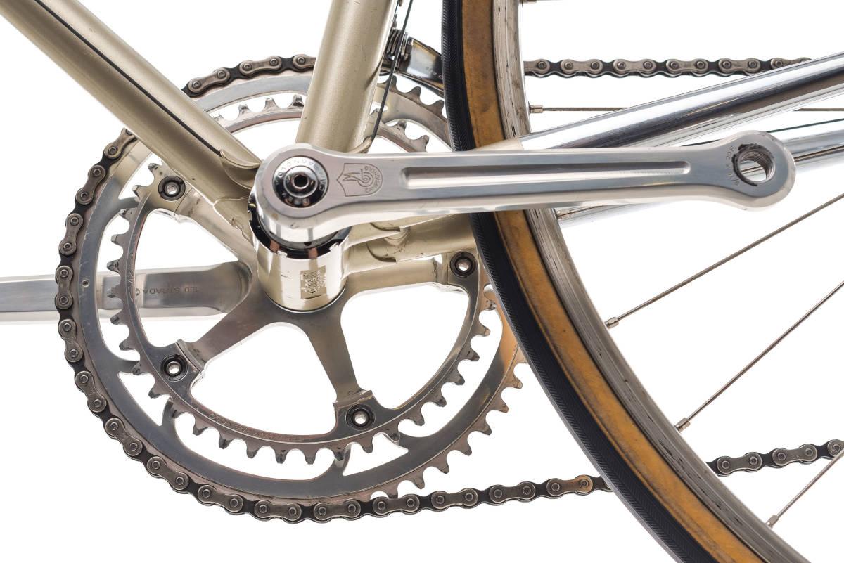 basso バッソ  クロモリ ビンテージ自転車 1982 カンパレコード 美車_画像7
