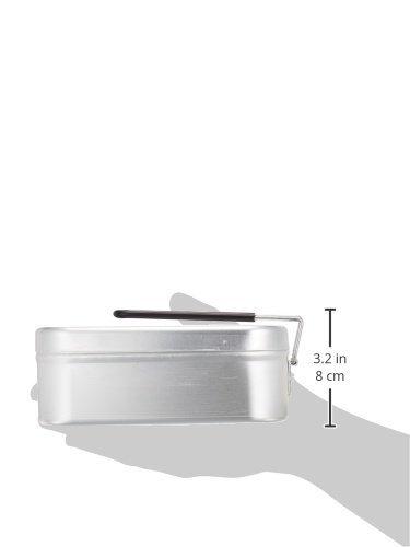 新品未開封 trangia トランギア メスティン TR-210 黒 【日本正規品】_画像4