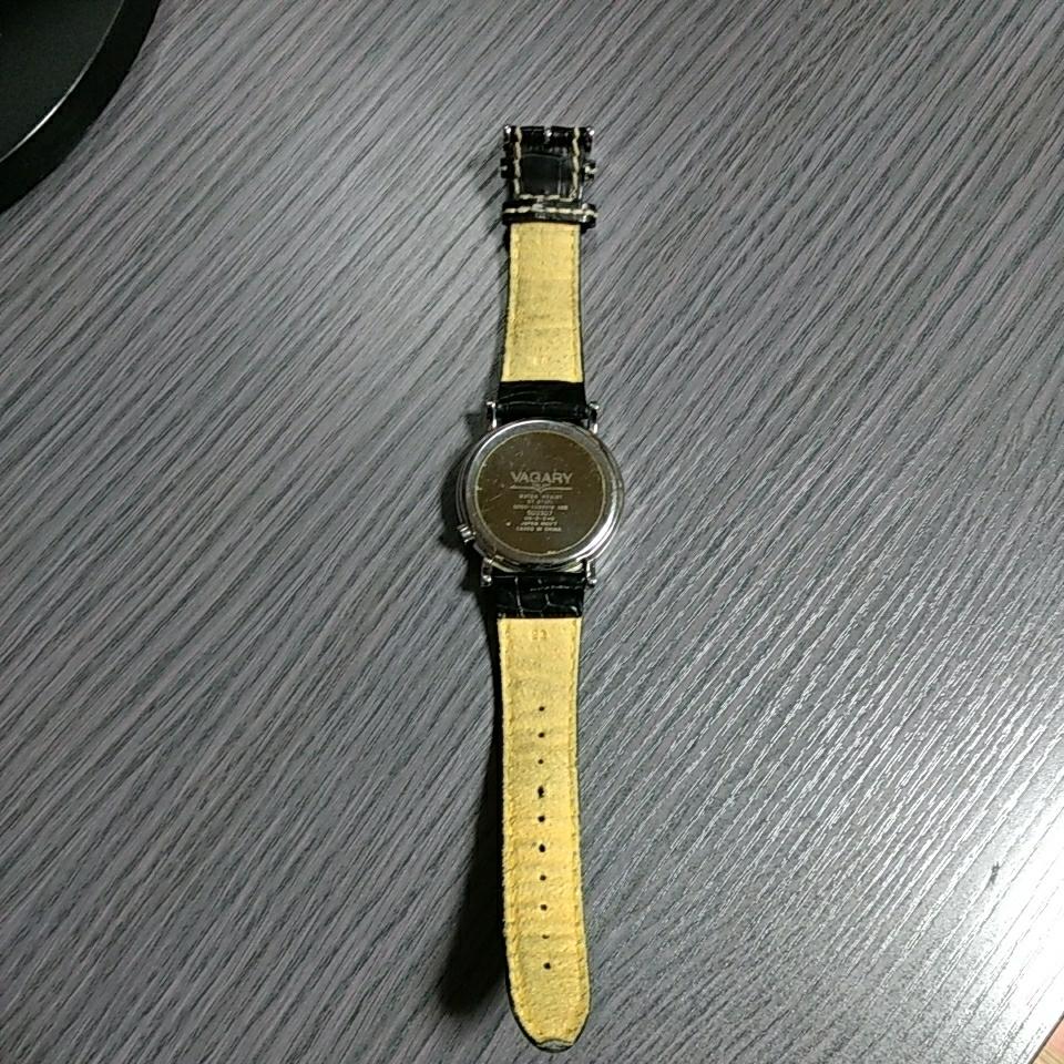 シチズン ヴァガリー VAGARY バガリー デュアルタイム レトログラード 腕時計 稼働品_画像4