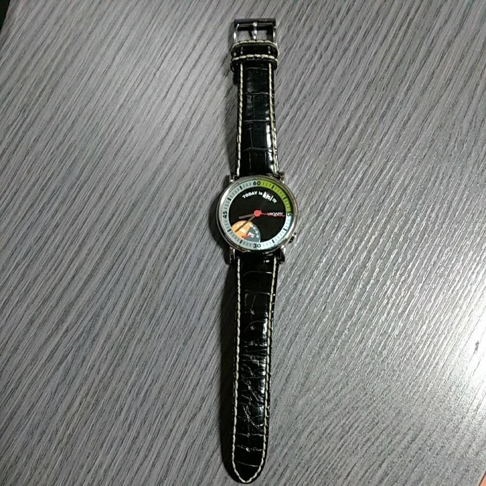 シチズン ヴァガリー VAGARY バガリー デュアルタイム レトログラード 腕時計 稼働品_画像2