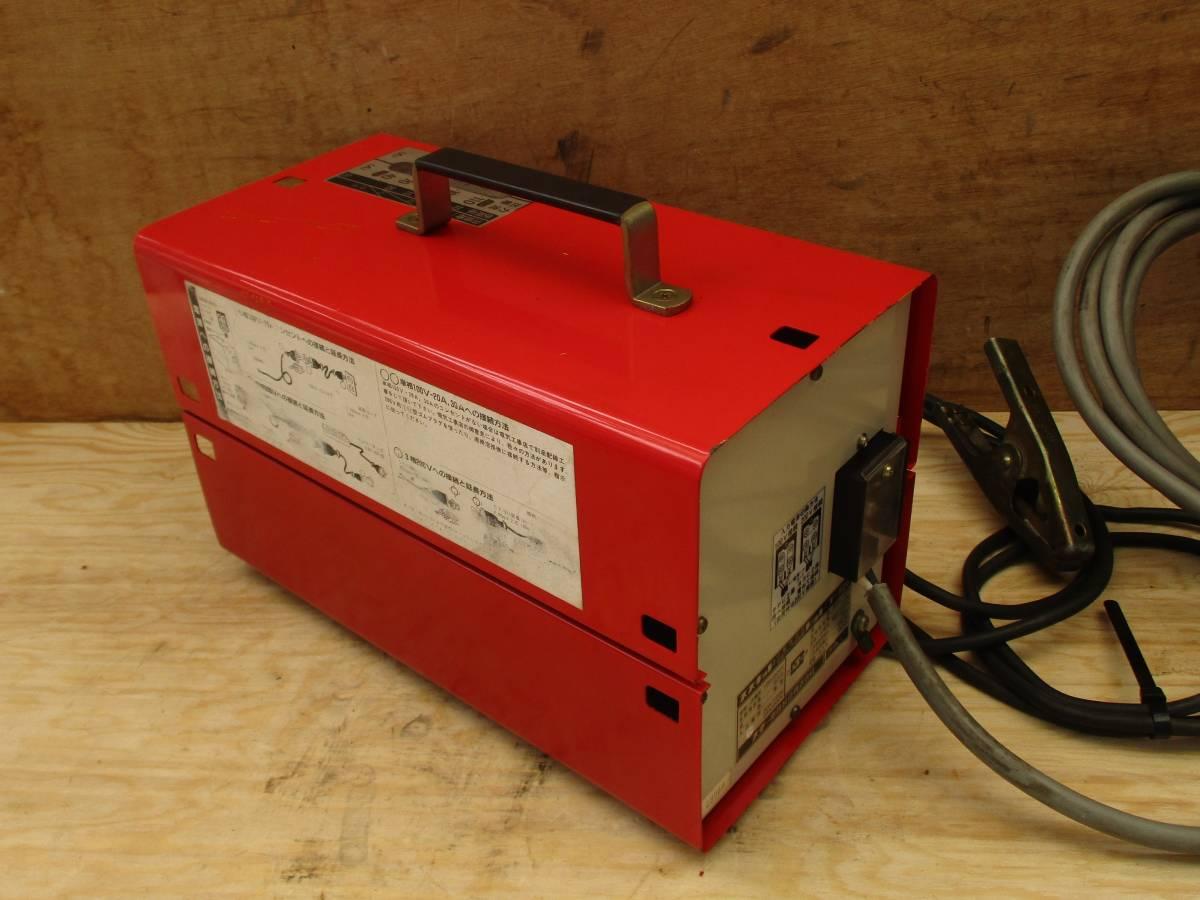 スター電器 交流アーク溶接機 SSY-122R スズキッド レッドゴー120 100/200V 60Hz 40~110A_画像6