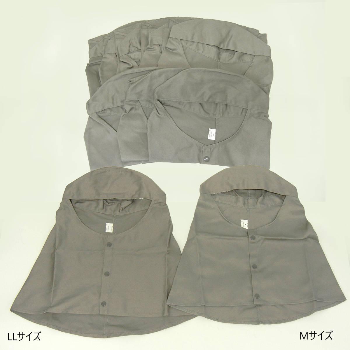 ☆【ガーデニング】アウトドア 目出し帽 M・LLサイズまとめて 10着セット☆