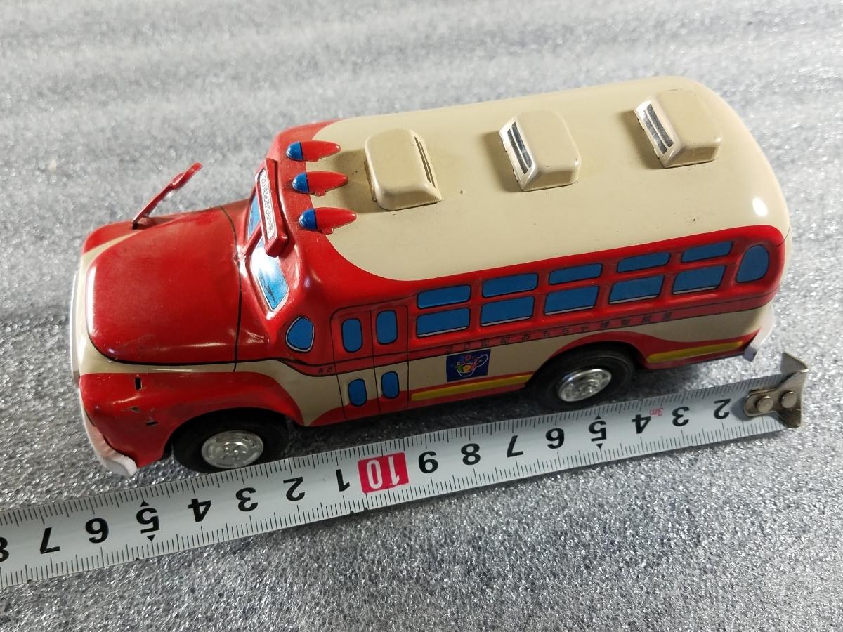 当時物 ブリキ 自動車 20世紀おもちゃ博物館展 レア品_画像10