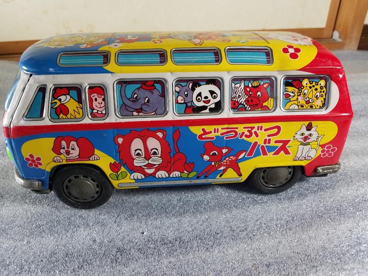 当時物 ブリキ 自動車 MADE IN JAPAN ICHIKO_画像4