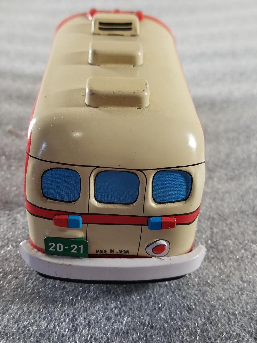当時物 ブリキ 自動車 20世紀おもちゃ博物館展 レア品_画像2