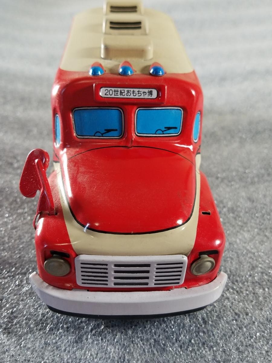 当時物 ブリキ 自動車 20世紀おもちゃ博物館展 レア品_画像6