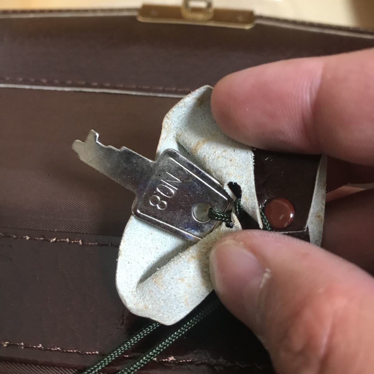 Glorious Challenger business bag bag key attaching