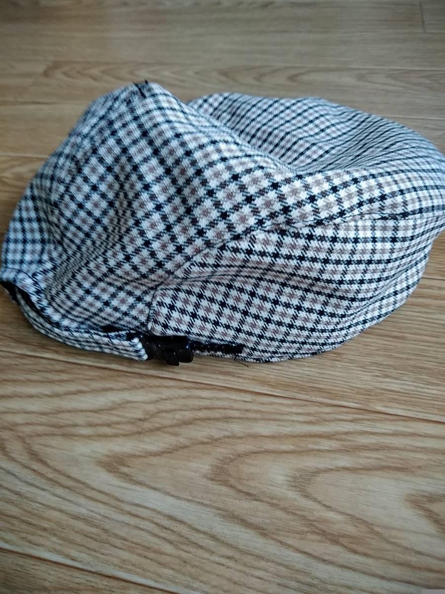 子供 スカート ハンティング帽子 セット 120 三越_画像8