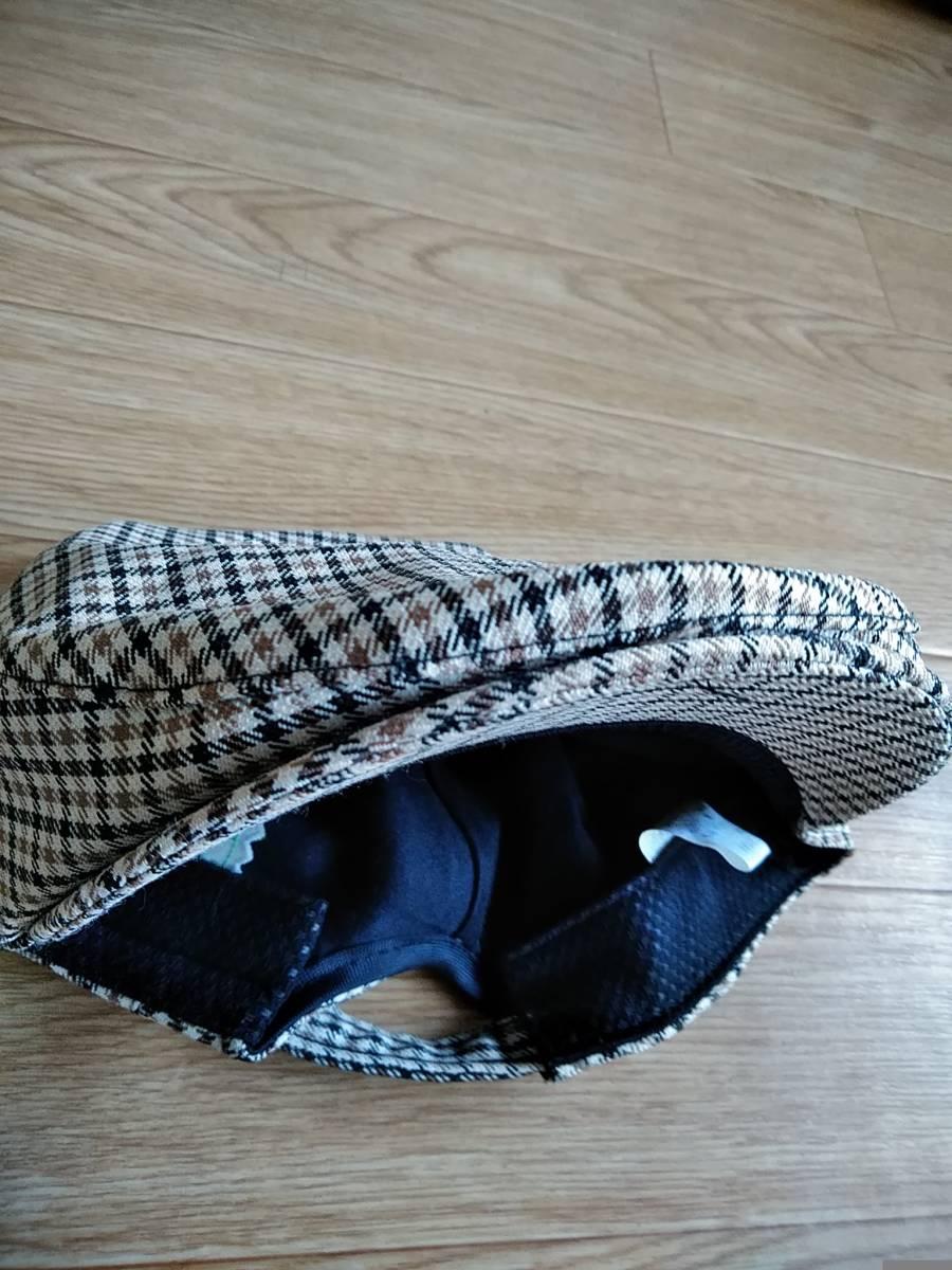子供 スカート ハンティング帽子 セット 120 三越_画像9