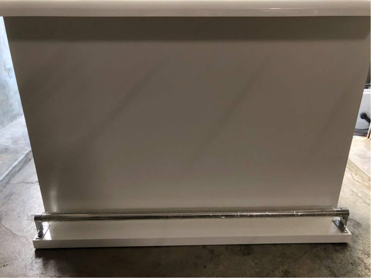 大特価【ニトリ】キッチンカウンター バーカウンター 収納家具 キッチンボード _画像3