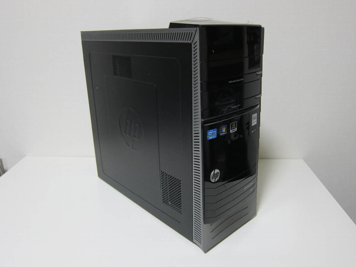 ♪ 令和特価 HP Pavilion h9-1190jp Phoenix 3.6GHz(Boost 3.80GBz) R9 NANO-4GB /8GB/SSD480GB/HDD 2TB/DVD/Win10 Home ゲーミングPC ♪_画像3