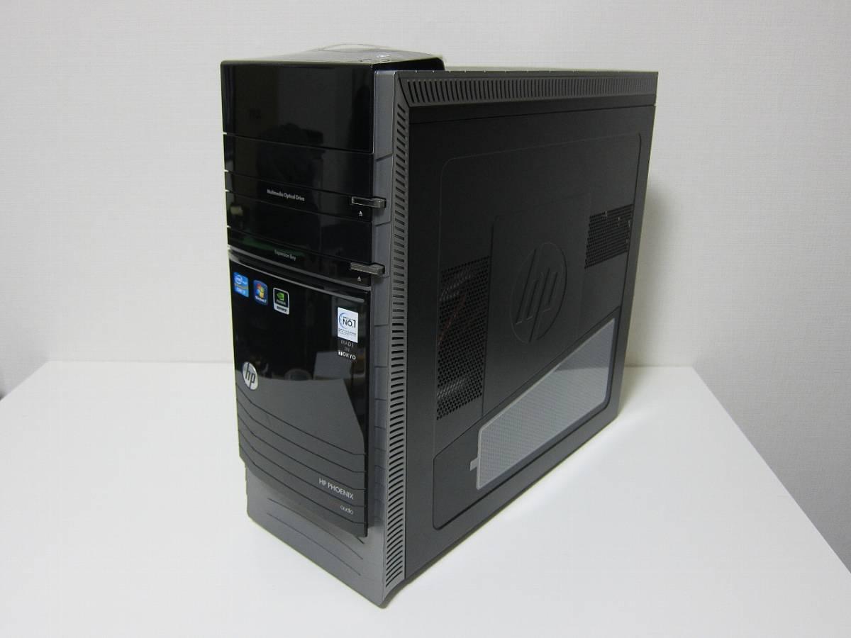 ♪ 令和特価 HP Pavilion h9-1190jp Phoenix 3.6GHz(Boost 3.80GBz) R9 NANO-4GB /8GB/SSD480GB/HDD 2TB/DVD/Win10 Home ゲーミングPC ♪_画像10
