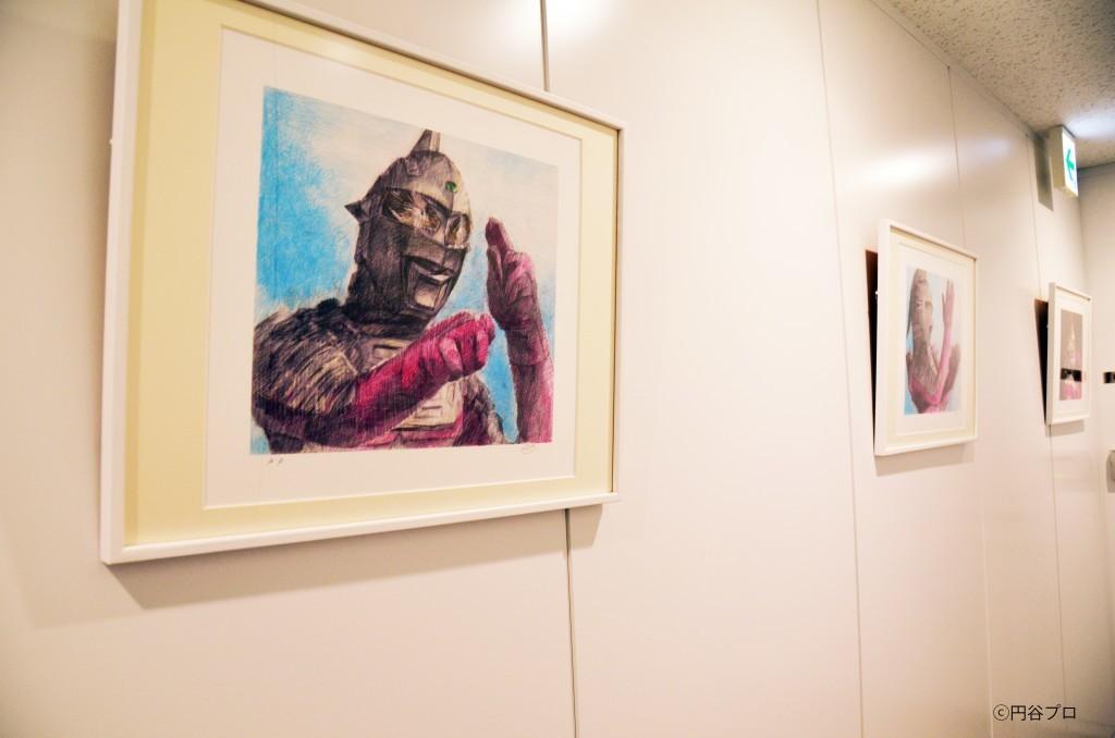 Ultra Seven Мураками . 2 ji-kre- японская живопись произведение наименование товара [ земля ] ограничение 20