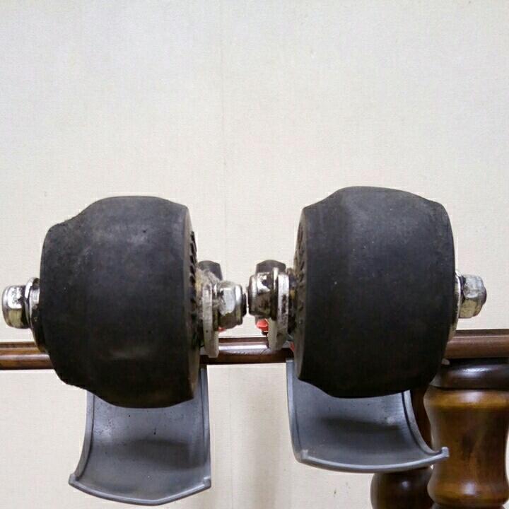 ONEWAY CLASSIC13 ワンウェイ ローラースキー ロッテフェラー R3 SKATE ビンディング付き ONE WAY クロカントレーニング_画像10