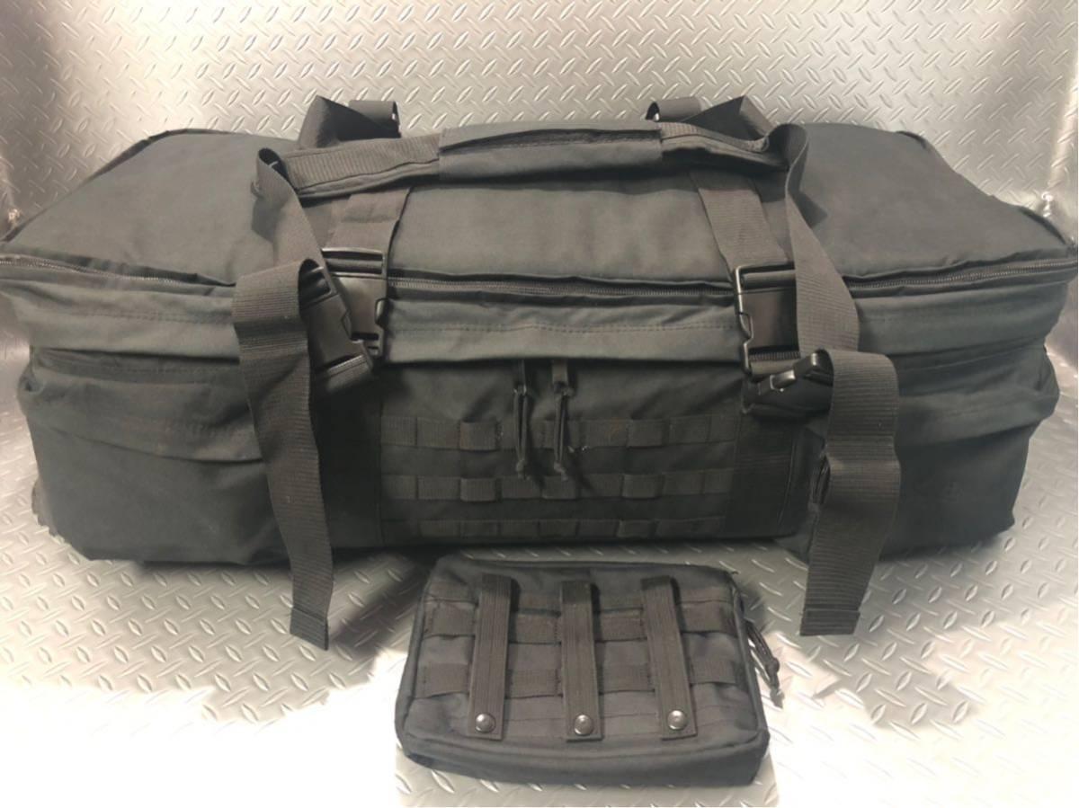 米軍実物 放出品 S.O.Cトランクシーバッグ SOCキャリーバッグ 大型バッグ 送料無料_画像2