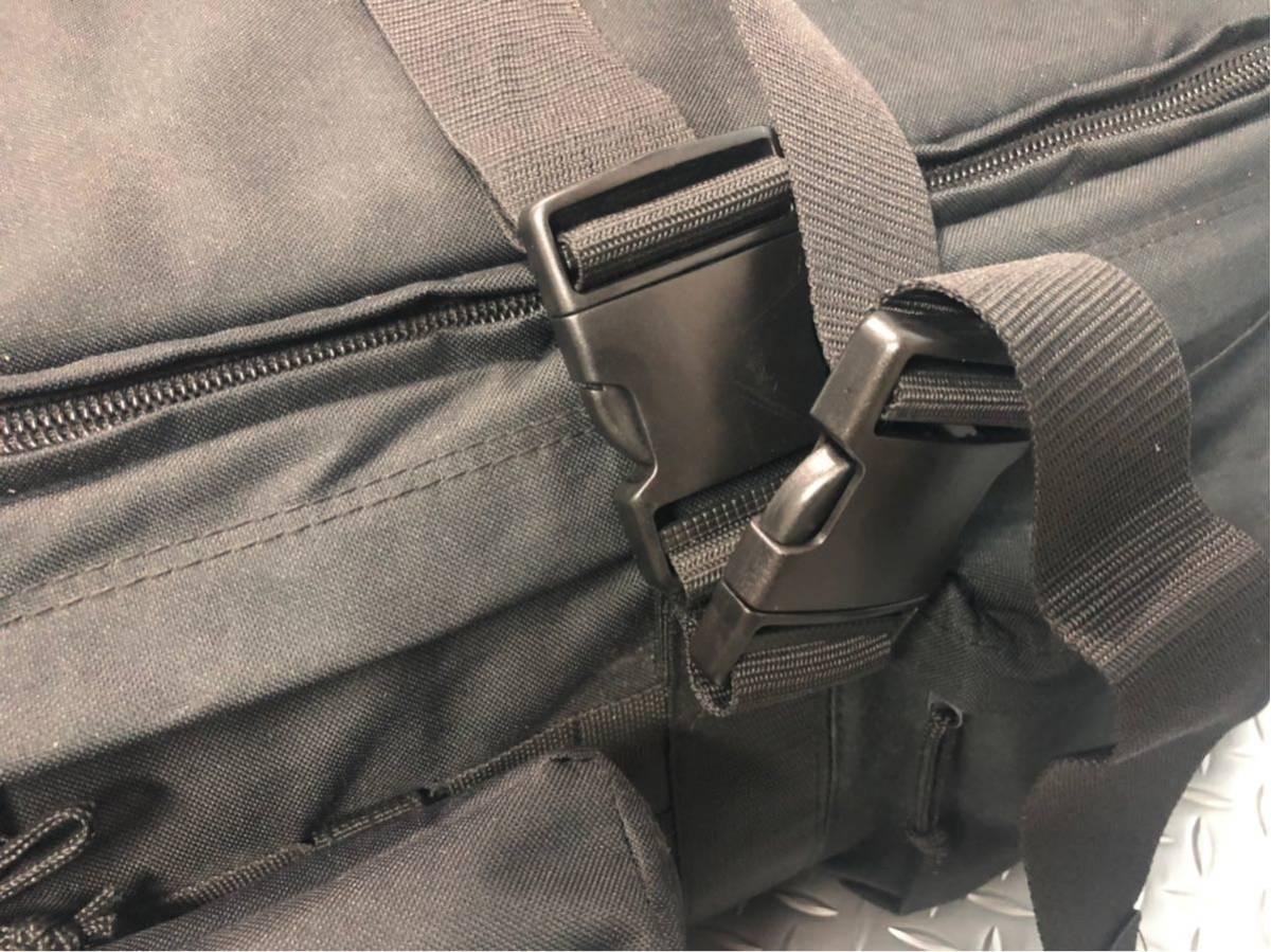 米軍実物 放出品 S.O.Cトランクシーバッグ SOCキャリーバッグ 大型バッグ 送料無料_画像6