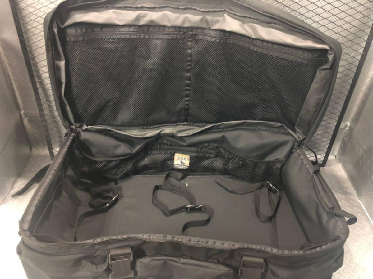 米軍実物 放出品 S.O.Cトランクシーバッグ SOCキャリーバッグ 大型バッグ 送料無料_画像3