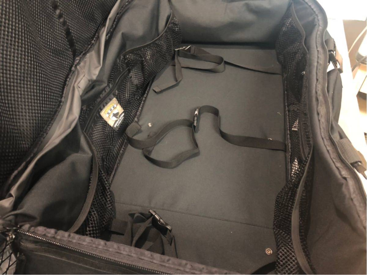 米軍実物 放出品 S.O.Cトランクシーバッグ SOCキャリーバッグ 大型バッグ 送料無料_画像4
