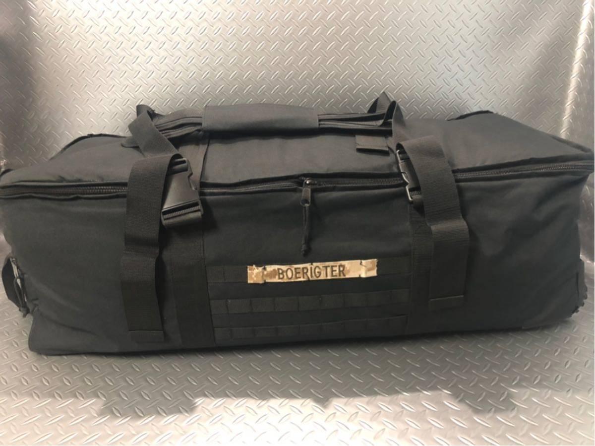 米軍実物 放出品 S.O.Cトランクシーバッグ SOCキャリーバッグ 大型バッグ 送料無料_画像5