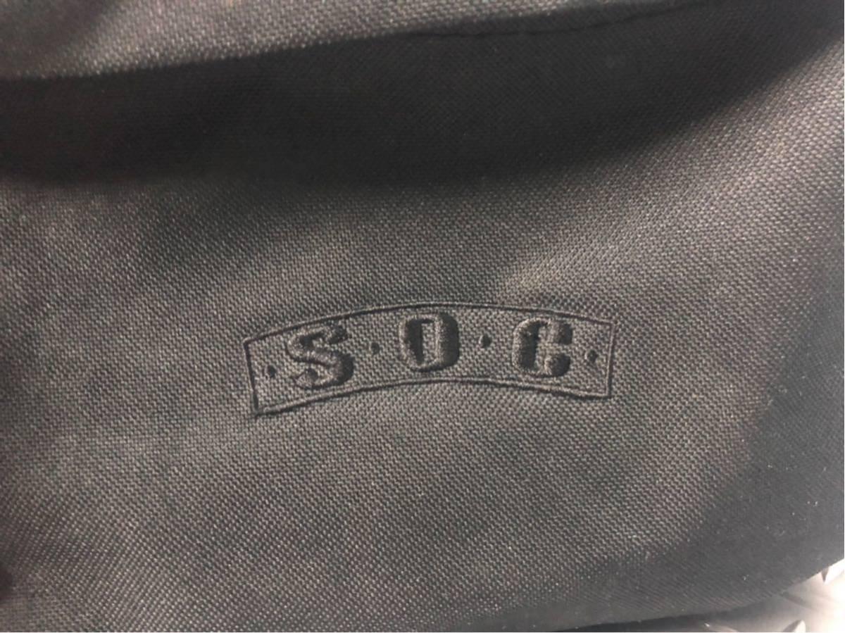 米軍実物 放出品 S.O.Cトランクシーバッグ SOCキャリーバッグ 大型バッグ 送料無料_画像10