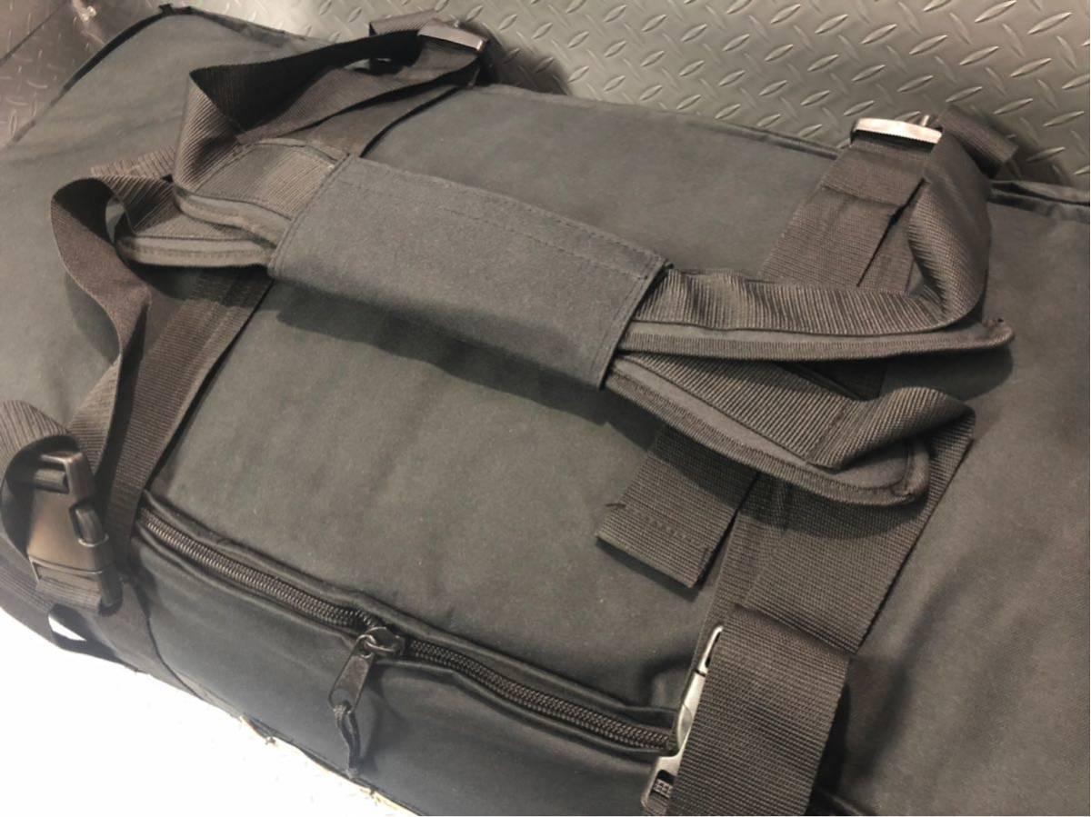 米軍実物 放出品 S.O.Cトランクシーバッグ SOCキャリーバッグ 大型バッグ 送料無料_画像7