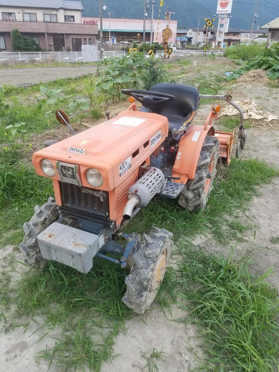 全農ZB5001トラクター4WD