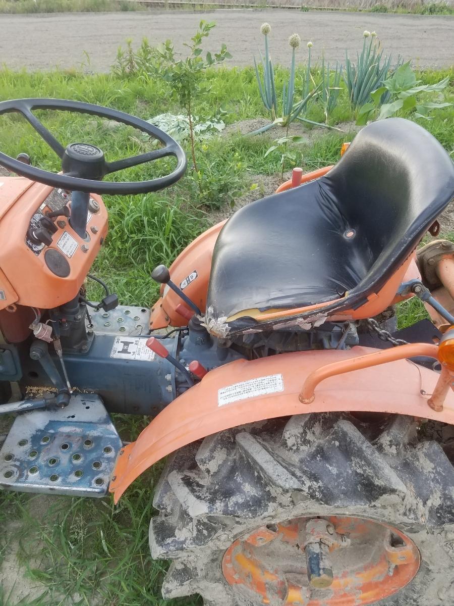 全農ZB5001トラクター4WD_画像5