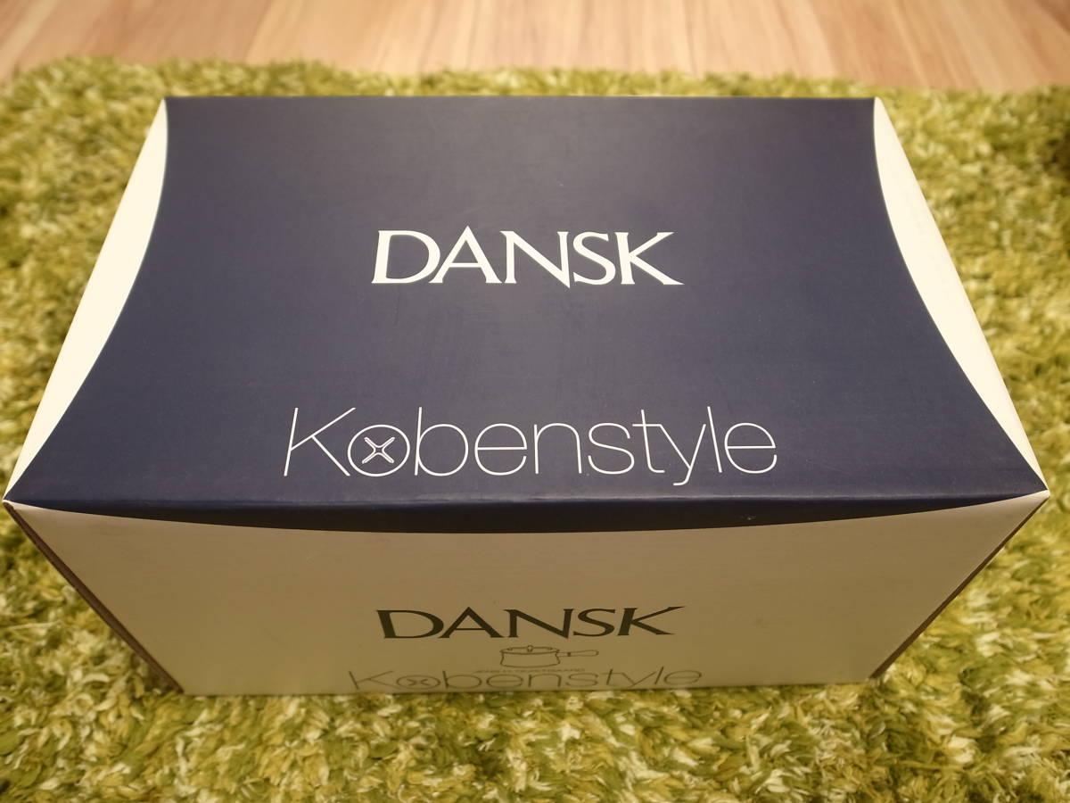 【新品】DANSK ダンスク コベンスタイル 片手鍋 13cm 1L ガス火専用 ターコイズ/ティール ホーロー_画像4