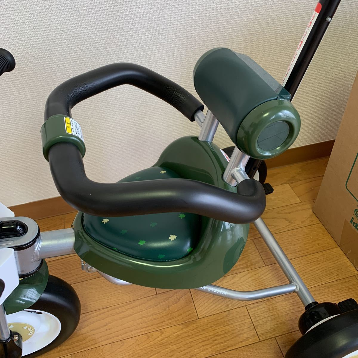 三輪車 アイデス フォレスト カンガルー ides KANGAROO FOREST_画像4
