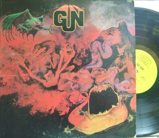 3枚で送料無料【米Epic】Gun/Gun (Adrian Gurvitz)_画像1