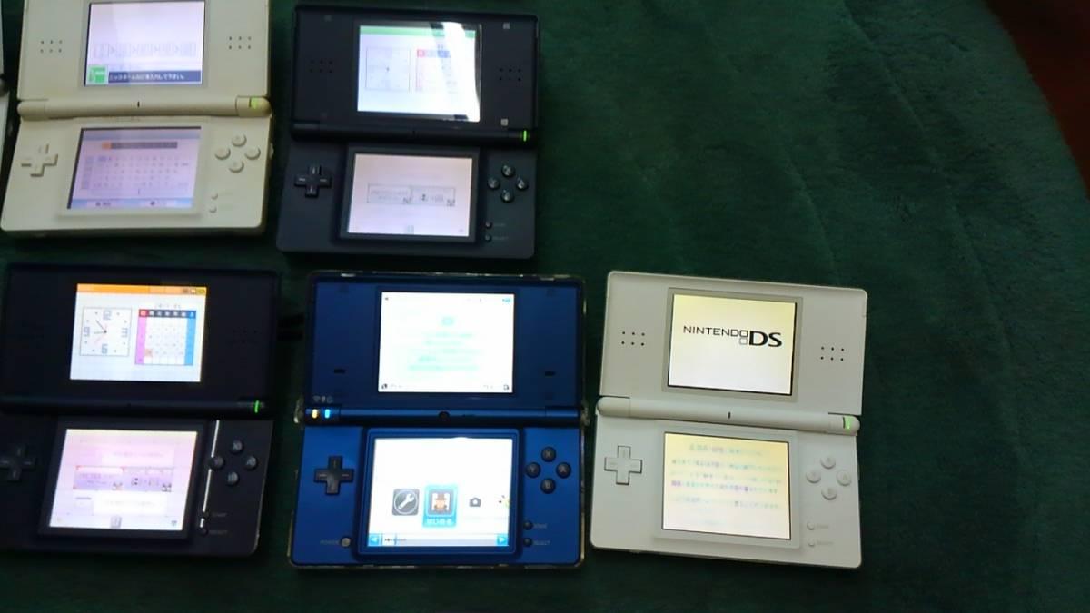 計11個 DSi/DS Lite/ DS ソフト11個()どうぶつの森/ポケットモンスター) 中古_画像5