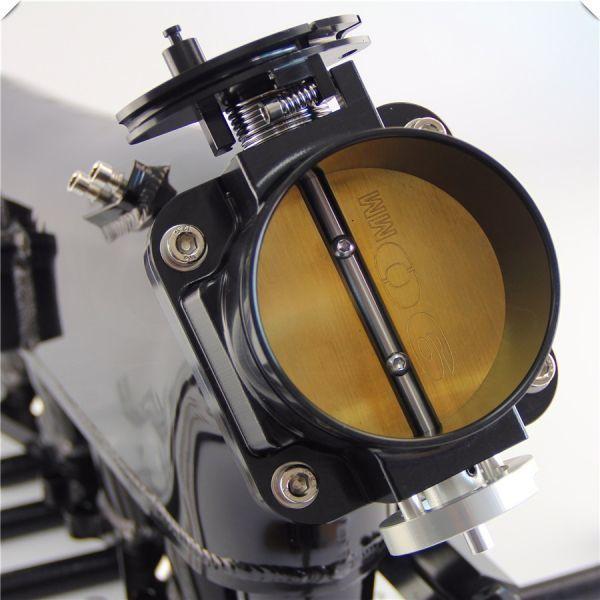 RB26DETT 大容量 アルミサージタンクキット スロットルボディデリバリーパイプ付き! R32 R33 R34 BCNR33 BNR32 エキマニ BNR34 マフラー_画像4