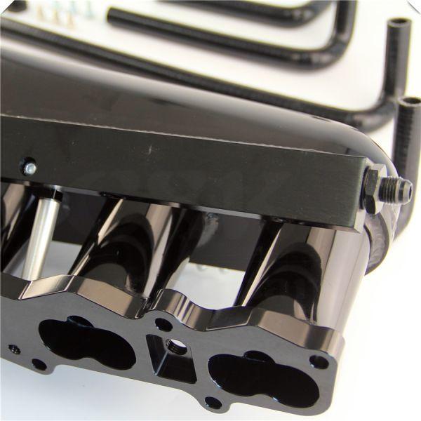 RB26DETT 大容量 アルミサージタンクキット スロットルボディデリバリーパイプ付き! R32 R33 R34 BCNR33 BNR32 エキマニ BNR34 マフラー_画像9