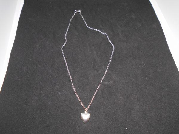 JewelryNO.A49 35CM ハート 2g 1CM ネックレス イヤリング ブレスレット ペンダントヘッド ブレスレット_画像1