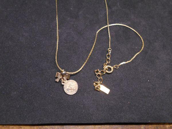 JewelryNO.A48 サンライズSUNRISE LIBERTY 1964 38CM3G 2X1CM ネックレス イヤリング ブレスレット ペンダントヘッド ブレスレット_画像3
