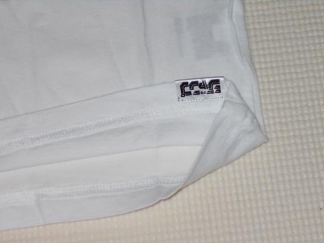 UNIQLO ONE PIECE 半袖Tシャツ ホワイト 100サイズ ジャンプ50thグラフィックT ワンピース ユニクロ★新品未使用_画像5