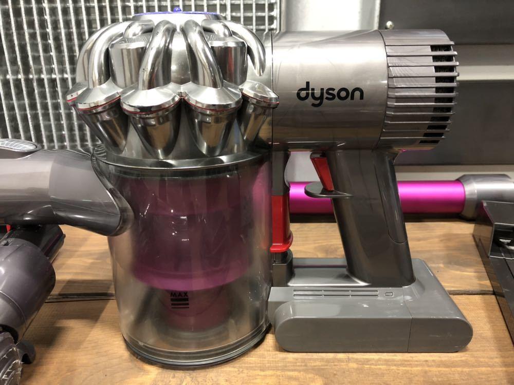 美品 ダイソンDC62 dyson コードレス掃除機_画像6
