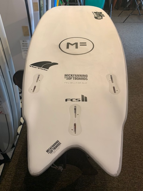 MF 5'8 DHD TWIN ソフトボード FISH フィッシュ_画像9