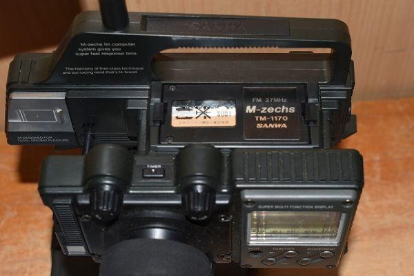 120/4B49★ジャンク タミヤ 1/10 電動RC ラジコン ホンダ CR-V サンワ プロポ TM-1170 セット_画像8