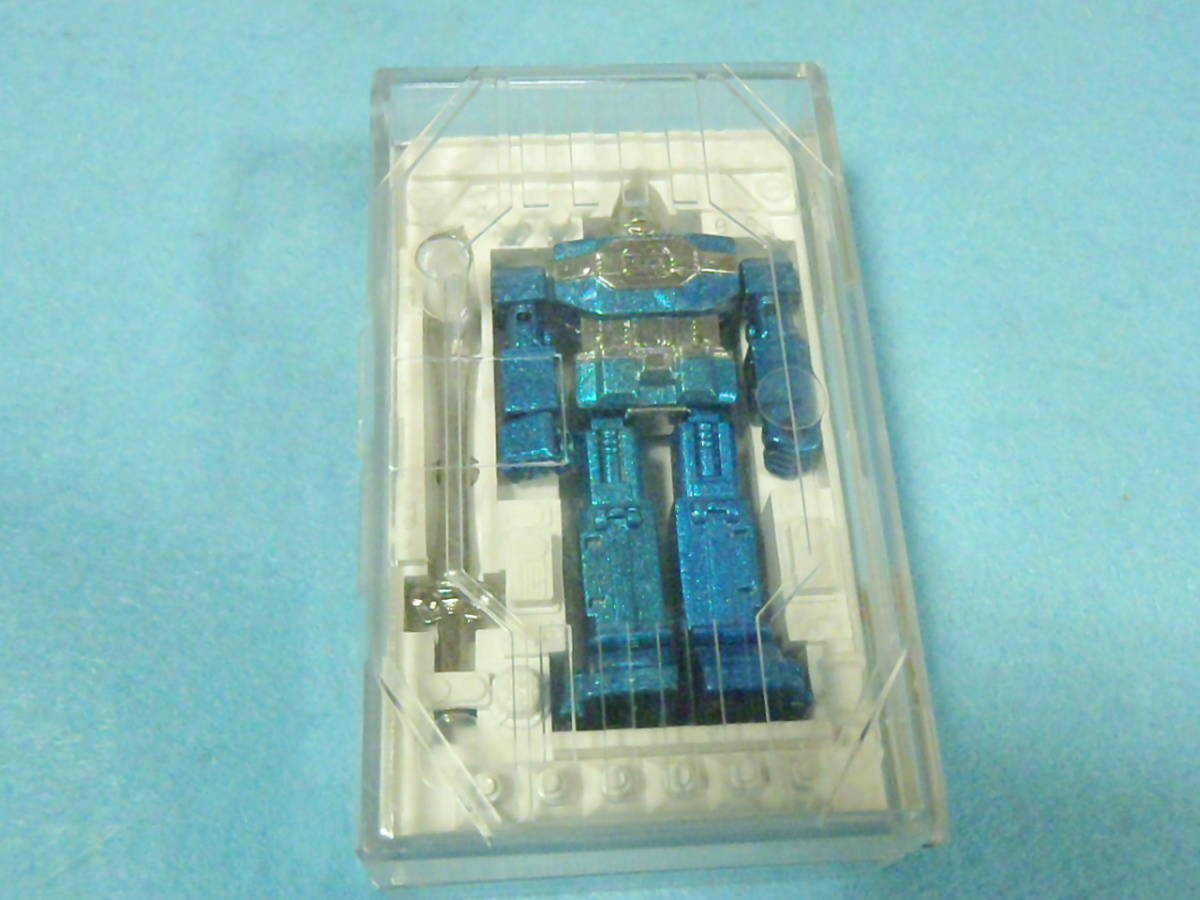 超レア当時もの バンダイ 世界最小超合金 GC-09 ダイナロボ メタルロボ55_画像2