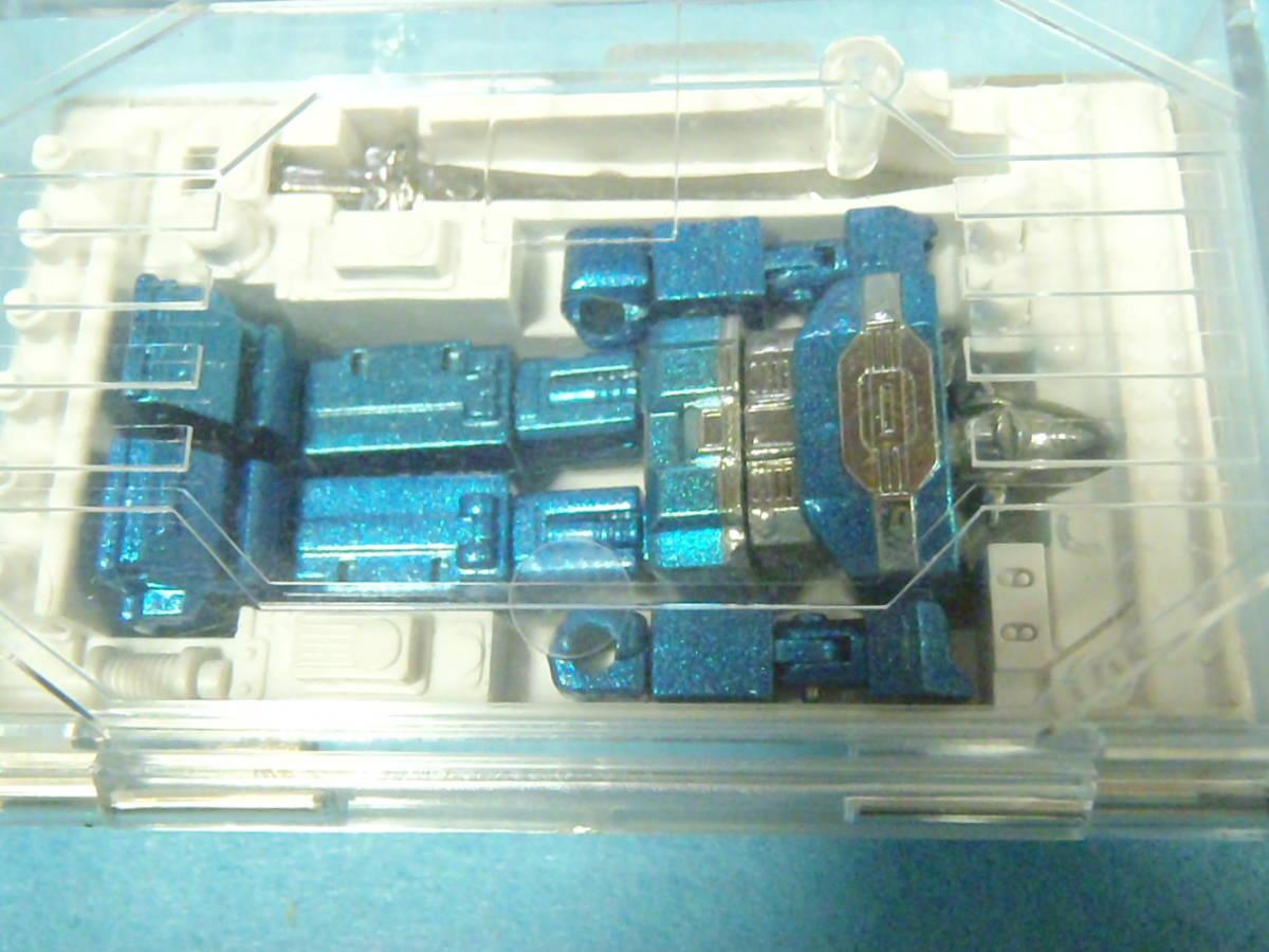 超レア当時もの バンダイ 世界最小超合金 GC-09 ダイナロボ メタルロボ55_画像5