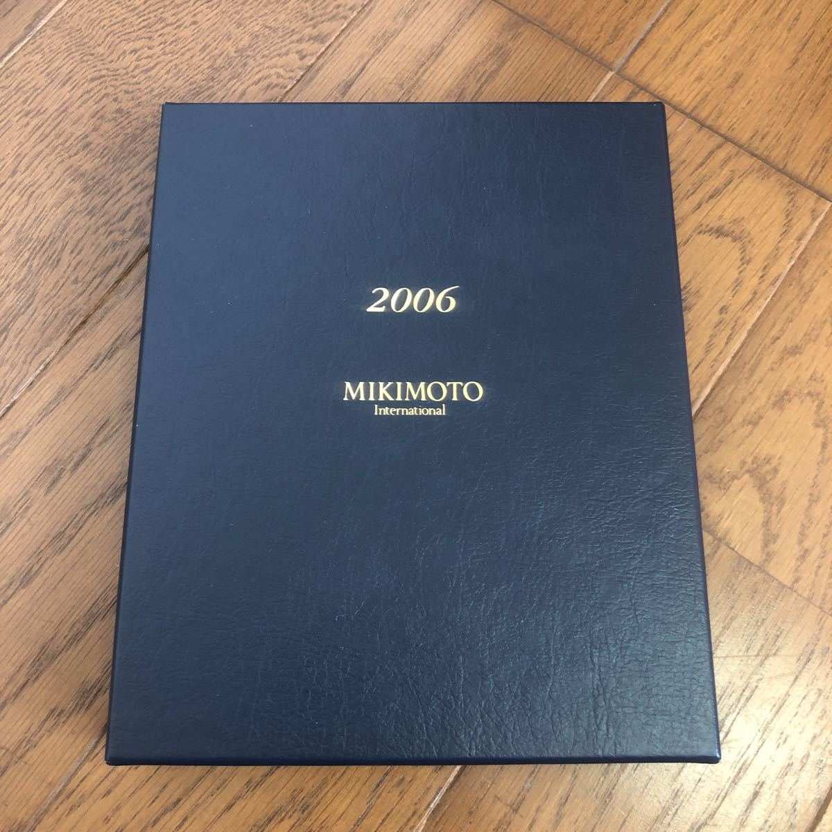 即決 新品 未使用 MIKIMOTO ミキモト 2006 フォトフレーム 一粒真珠_画像5
