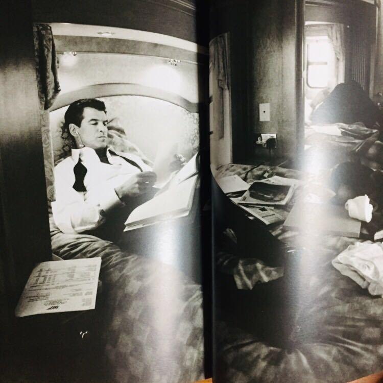 007 メイキング本 4冊セット 洋書 写真集 007 ジェームズボンド ピアースブロスナン 即決あり! ゴールデンアイ ダイアナザーデイ_画像9
