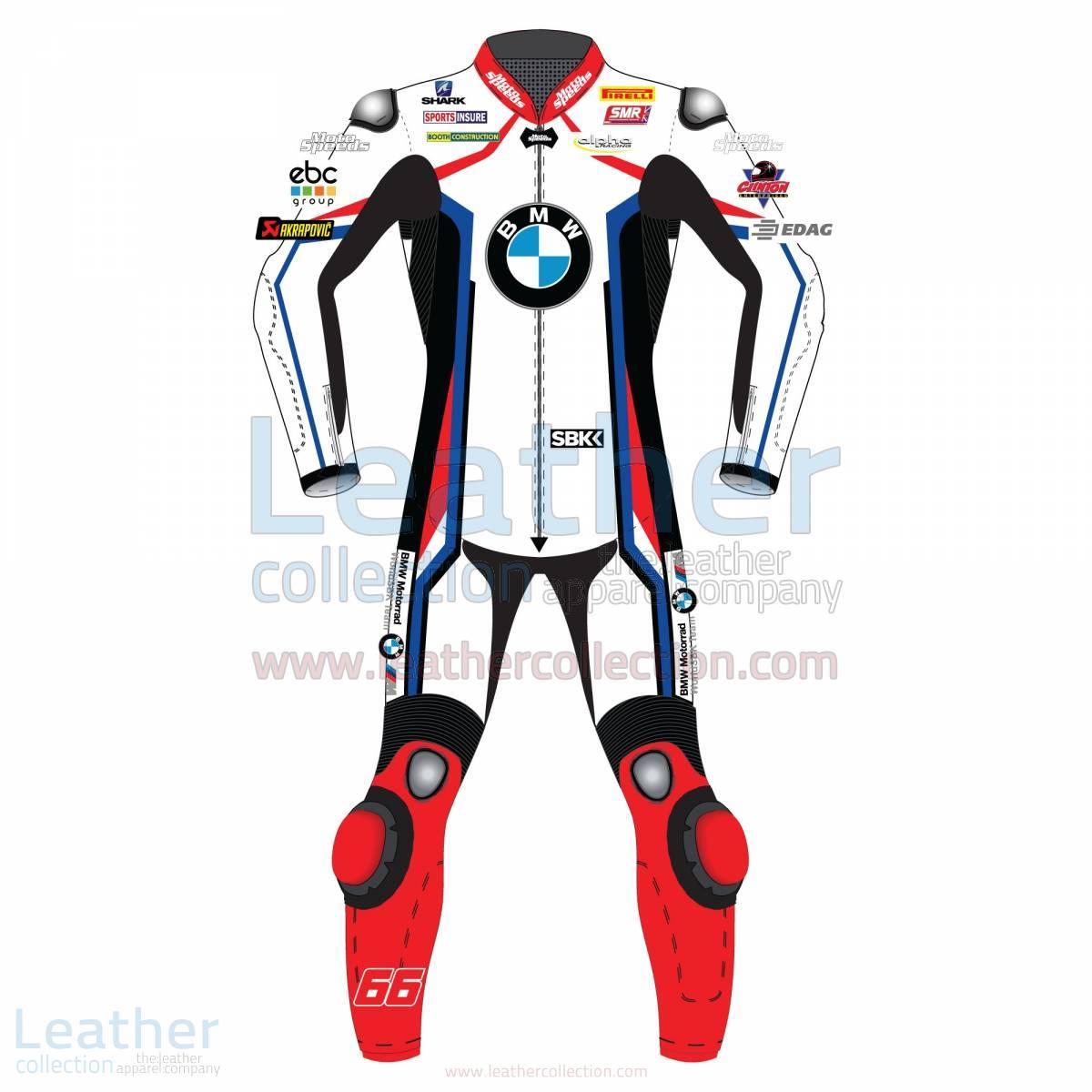 本物!・正規品【BMW motorrad】World Super Bike 2019 オフィシャル Tシャツ 紺 【M】(検:WSBK motoGP BMW S1000RR TOM SYKES )_画像9