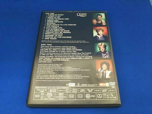 クイーン DVD グレイテスト・ビデオ・ヒッツ 2_画像2